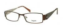 Legre LE5042 Eyeglasses Eyeglasses - 1162 Brown / Beige