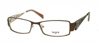 Legre LE5042 Eyeglasses Eyeglasses - 1169 Brown / Gold