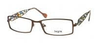 Legre LE5041 Eyeglasses Eyeglasses - 1165 Matte Brown