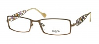 Legre LE5041 Eyeglasses Eyeglasses - 1166 Shiny Brown