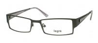 Legre LE5039 Eyeglasses Eyeglasses - 1127 Gunmetal / Grey Insert