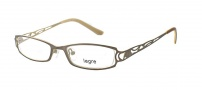 Legre LE5014 Eyeglasses Eyeglasses - 1094 Matte Brown / Yellow Back