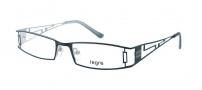 Legre LE5006 Eyeglasses Eyeglasses - 1070 Matte Black / Gunmetal Back