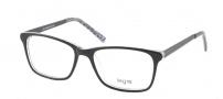 Legre LE218 Eyeglasses Eyeglasses - 669 Black / Grey Pink Leopard