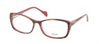 Legre LE217 Eyeglasses  Eyeglasses - 653 Buffalo Horn / Red