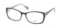 Legre LE217 Eyeglasses  Eyeglasses - 669 Black / Grey Pink Leopard