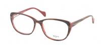 Legre LE216 Eyeglasses Eyeglasses - 653 Buffalo Horn / Red