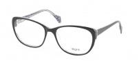 Legre LE216 Eyeglasses Eyeglasses - 669 Black / Grey Pink Leopard