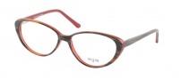 Legre LE215 Eyeglasses  Eyeglasses - 653 Buffalo Horn / Red