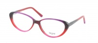 Legre LE215 Eyeglasses  Eyeglasses - 668 Purple Red Fade