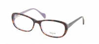 Legre LE214 Eyeglasses Eyeglasses - 665 Tortoise / Purple