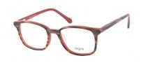 Legre LE213 Eyeglasses Eyeglasses - 653 Buffalo Horn / Red