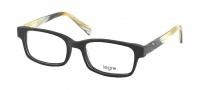 Legre LE212 Eyeglasses Eyeglasses - 062 Black Wood / Buffalo Horn