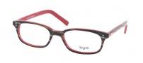 Legre LE210 Eyeglasses Eyeglasses - 653 Buffalo Horn / Red