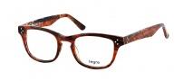 Legre LE173 Eyeglasses Eyeglasses - 472 Mahogany