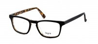 Legre LE172 Eyeglasses Eyeglasses - 471 Black / Science Pattern Back