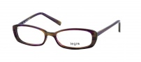 Legre LE147 Eyeglasses Eyeglasses - 464 Green / Purple