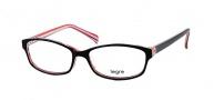 Legre LE145 Eyeglasses Eyeglasses - 462 Black / Candy Cane