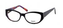 Legre LE144 Eyeglasses Eyeglasses - 438 Black / Mosaic