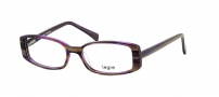 Legre LE142 Eyeglasses Eyeglasses - 464 Green / Purple