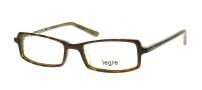 Legre LE136 Eyeglasses Eyeglasses - 314 Tortoise /  Green Brown Flames