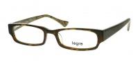 Legre LE133 Eyeglasses Eyeglasses - 314 Tortoise /  Green Brown Flames