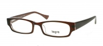 Legre LE133 Eyeglasses Eyeglasses - 430 Dark Brown / Copper
