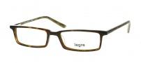 Legre LE132 Eyeglasses Eyeglasses - 314 Tortoise / Green Brown Flames