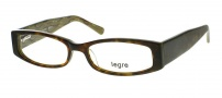 Legre LE130 Eyeglasses Eyeglasses - 314 Tortoise /  Green Brown Flames