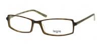 Legre LE124 Eyeglasses Eyeglasses - 314 Tortoise /  Green Brown Flames