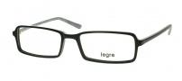 Legre LE124 Eyeglasses Eyeglasses - 324 Black / Silver 3D Pattern