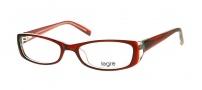 Legre LE105 Eyeglasses Eyeglasses - 305 Burgundy / Clear