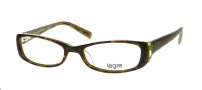 Legre LE105 Eyeglasses Eyeglasses - 314 Tortoise / Green Brown Flames