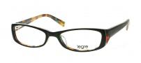 Legre LE105 Eyeglasses Eyeglasses - 605 Black / Multicolor Tortoise