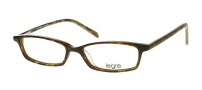 Legre LE104 Eyeglasses Eyeglasses - 314 Tortoise / Green Brown Flames