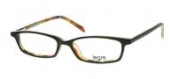 Legre LE104 Eyeglasses Eyeglasses - 605 Black / Multicolor Tortoise