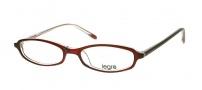Legre LE103 Eyeglasses Eyeglasses - 305 Burgundy / Clear