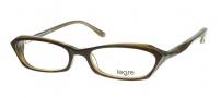 Legre LE100 Eyeglasses Eyeglasses - 617 Dark Tortoise / Cream Stripe