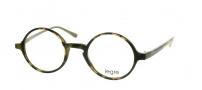 Legre LE098 Eyeglasses Eyeglasses - 606 Green Tortoise
