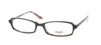 Legre LE078 Eyeglasses Eyeglasses - 604 Black / Purple Tortoise
