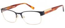 Guess GU 1736 Eyeglasses  Eyeglasses - BLK: Black