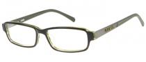 Guess GU 1741 Eyeglasses Eyeglasses - GRN: Green