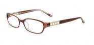 Bebe BB 5049 Eyeglasses Eyeglasses - Topaz Crystal