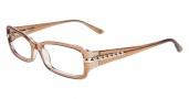 Bebe BB 5042 Eyeglasses Eyeglasses - Topaz