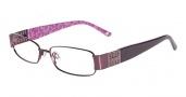 Bebe BB 5038 Eyeglasses Eyeglasses - Plum