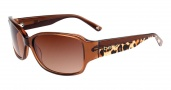 Bebe BB 7082 Sunglasses Sunglasses - Topaz