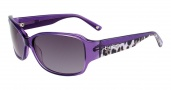 Bebe BB 7082 Sunglasses Sunglasses - Amethyst