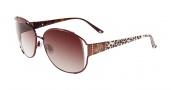 Bebe BB 7078 Sunglasses Sunglasses - Topaz / Brown Gradient Lenses