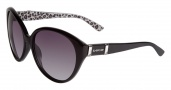 Bebe BB 7077 Sunglasses Sunglasses - Jet / Grey Gradient Lenses