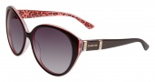 Bebe BB 7077 Sunglasses Sunglasses - Ruby / Grey Gradient Lenses